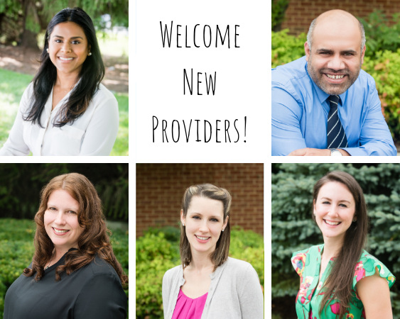 New Providers (1)